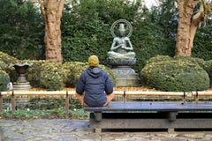 Période de prière photos stock
