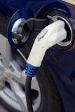 Voiture électrique Photo stock