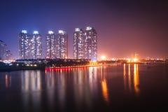 Pérola de Saigon, Ho Chi Minh City, Vietname Imagem de Stock Royalty Free