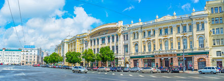 A pérola de Ucrânia Foto de Stock Royalty Free