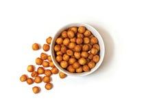 Pérolas da sopa Imagem de Stock