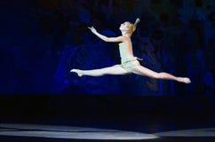 Pérolas do bailado Imagens de Stock Royalty Free