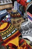 Péruviens de chapeau Images libres de droits