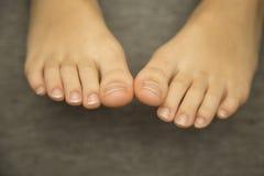 pés imagens de stock
