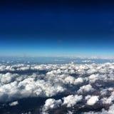 30.000 pés Imagens de Stock