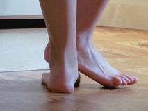 pés Imagens de Stock Royalty Free