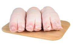 Pés da carne de porco Imagem de Stock Royalty Free