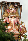 59 pés de ídolo alto de Lord Ganesh Imagem de Stock