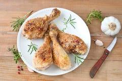 Pés de galinha fotografia de stock