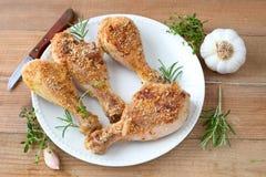 Pés de galinha imagem de stock