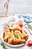 Pés de galinha cozidos Imagem de Stock