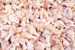 Pés de galinha crus foto de stock royalty free