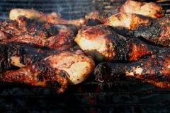 Pés de galinha grelhados 2 Fotografia de Stock Royalty Free