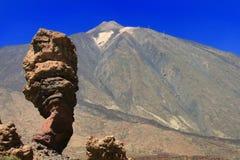 30 pés de rocha vulcânica fotos de stock royalty free
