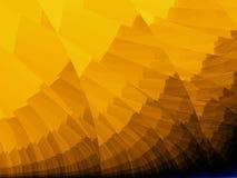 Pétalos de la naranja - ilustración Foto de archivo libre de regalías