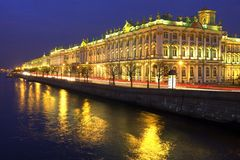 Pétersbourg Photo stock