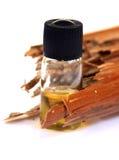 Pétrole d'empêchement de termite photographie stock libre de droits
