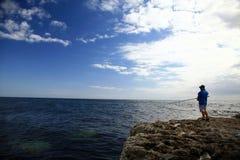 Pêche Photo stock