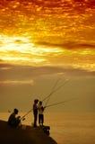 Pêche Images libres de droits