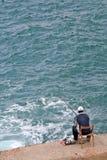 Pêche photographie stock libre de droits