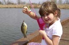 Pêche allée Photos stock