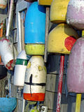 Pêche Bouys Photo stock