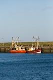 pêche de bateaux photos libres de droits