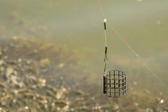 Pêche de conducteur Images libres de droits