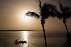 Pêche de la Floride Photos libres de droits