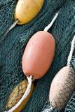 Pêche du flotteur Image libre de droits