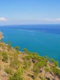 Pêche méditerranéenne de thon Photographie stock