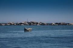 Pêche maritime Photos stock