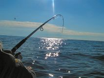 Pêche maritime profonde 3 Photo stock