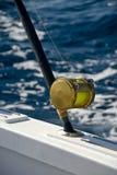 Pêche maritime profonde Photo stock