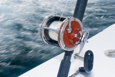 Pêche réelle photos stock