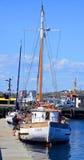 Pêcheur Boat Photographie stock libre de droits