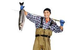 Le crochet du pêcheur Photographie stock