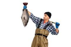 Le crochet du pêcheur Photos libres de droits