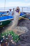 pêcheurs Image libre de droits