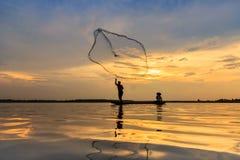 pêcheurs Photographie stock