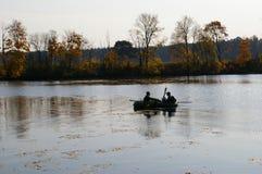Pêcheurs Photographie stock libre de droits