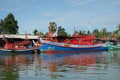 pêcheurs Photos libres de droits