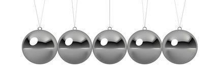 Pêndulo da esfera ilustração do vetor