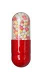 Píldora. Foto de archivo libre de regalías
