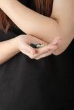 Píldoras Foto de archivo libre de regalías
