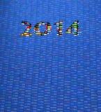 Píldoras 2014 fotografía de archivo libre de regalías