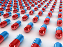 Píldoras Libre Illustration