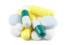 Píldoras de la medicina Imagen de archivo