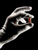 Píldoras de la medicina Fotos de archivo libres de regalías