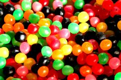 Píldoras del azúcar imagen de archivo libre de regalías